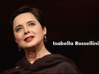 "Isabella Rossellini to host ""Master of Photography"""