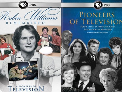 "PBS ""Pioneers of Television"""
