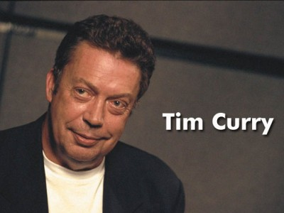 Tim Curry Autograph Event