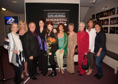 "Karen with Celebs at the Premiere of ""Remembering the Ladies"" - Colony Theatre Burbank, CA"
