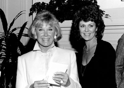 Karen with Doris Day_02
