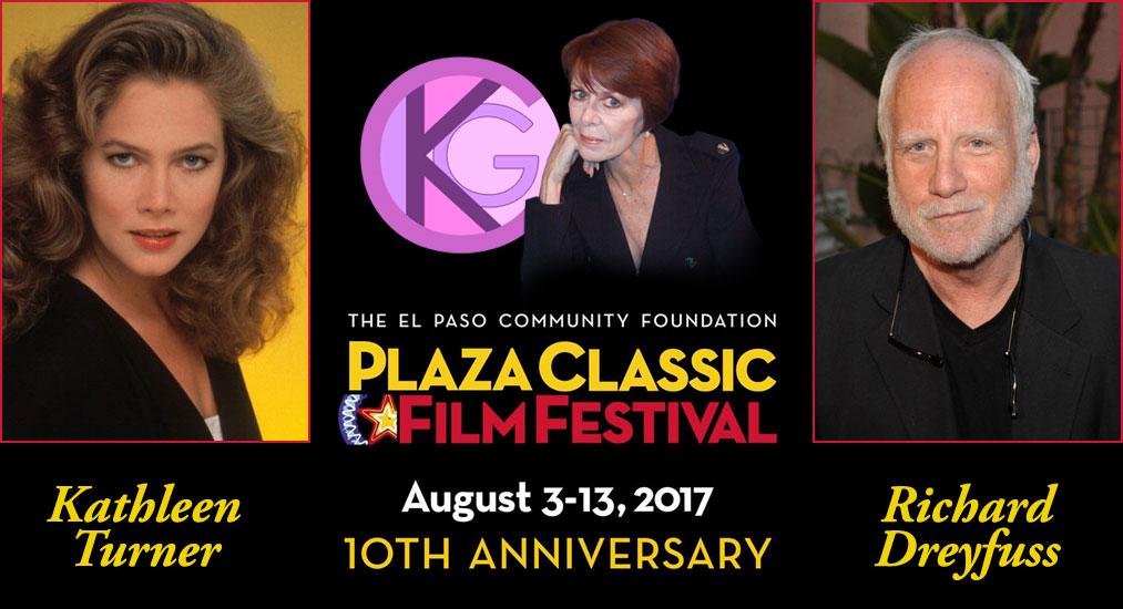 KCI Books the El Paso Plaza Classic Film Festival